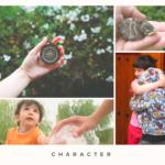 Next Generation Character Traits